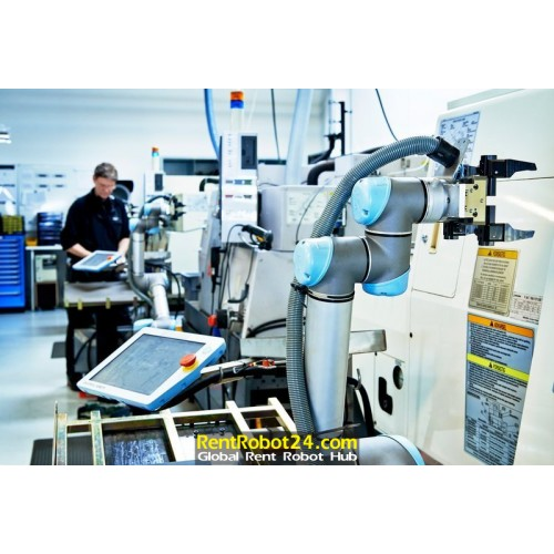 Hire rental Universal Robots for your event/business